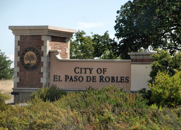 Paso Robles Signs