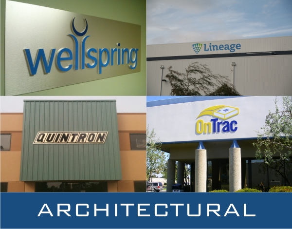 Architectural Signs
